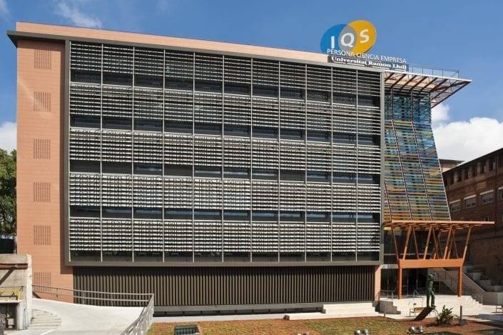 SEO universidades - IQS Institut Químic de Sarrià - Barcelona