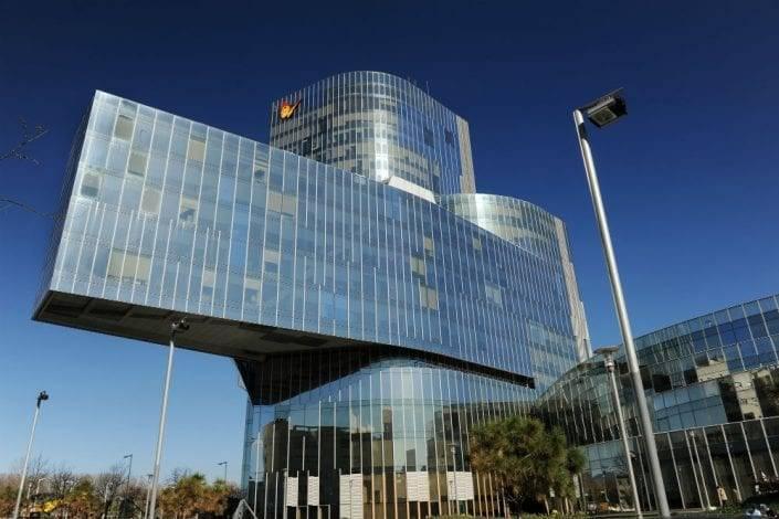 SEO sector energético - Gas Natural Fenosa, sede Barcelona