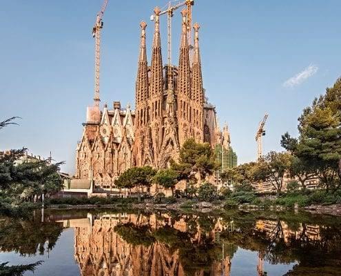 Migración web Sagrada Familia - WordPress