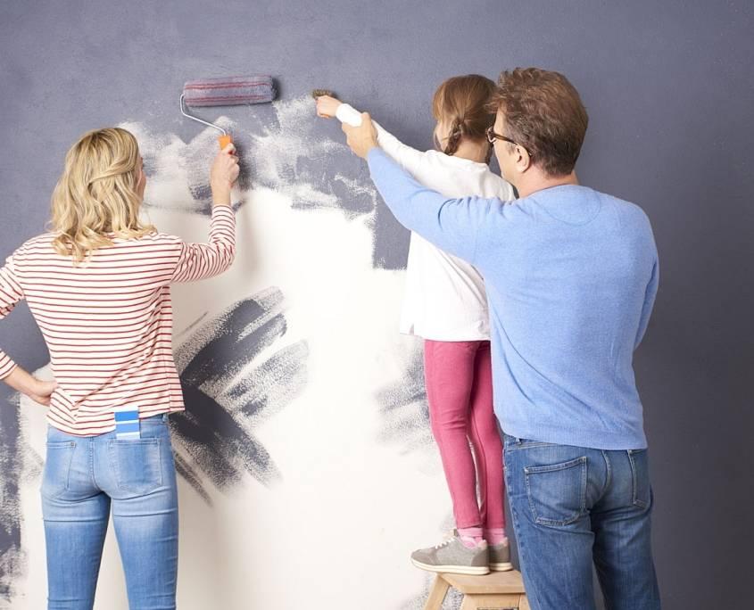 Pintura de bricolatge - Pintures Oller