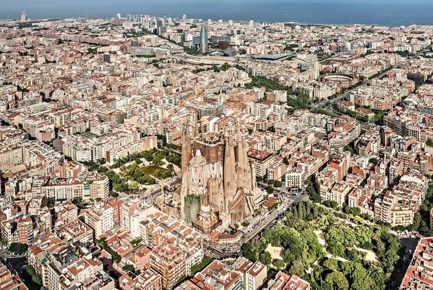 Sagrada Família - Migracio web amb SEO per Wordpress
